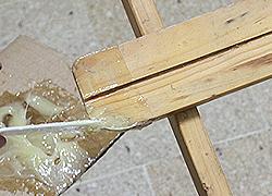 缺角的地方厚塗塑形-3C's鐵力漿(台灣漿造工業有限公司)